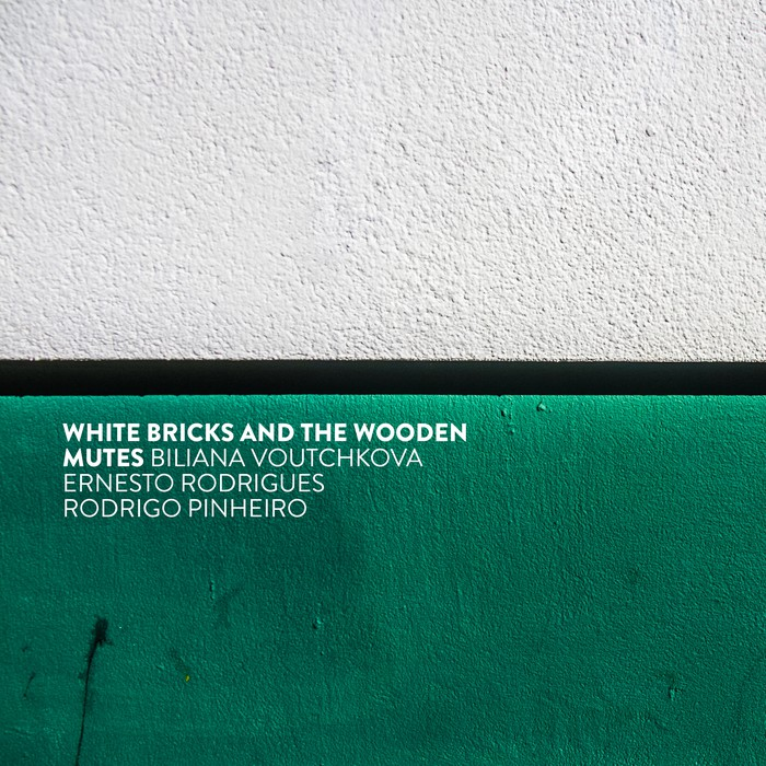 White bricks and the wooden mutes